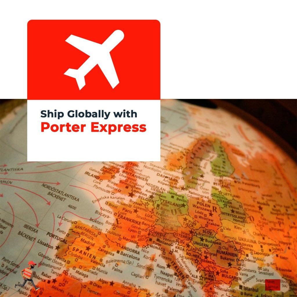 ship globally
